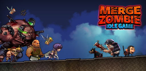 Merge Zombie : Idle RPG