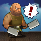 Merge Zombie : Idle RPG icon
